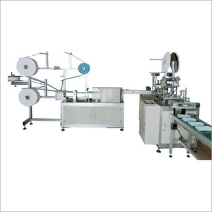 Automatic Face Mask Machine With Inner Ear Loop Machine