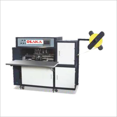 Automatic Non Woven Soft Loop Handle Making Machine