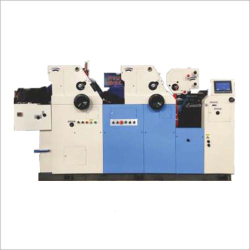 Three Color Offset Printing Machine