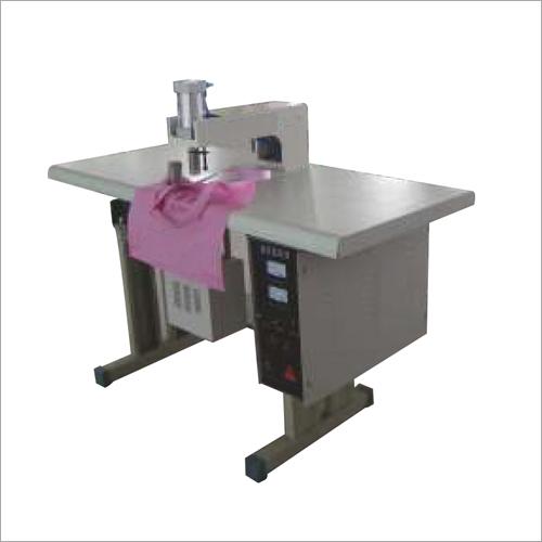 Ultrasonic Single and Double Loop Handle Punch Welding Machine