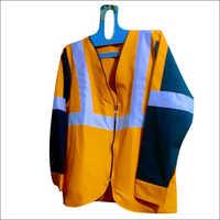 Full Sleeve Safety Cotton Jacket