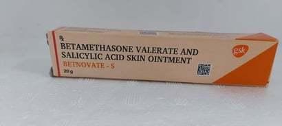 Betamethasone Valerate And Salicylic Acid Skin Ointment