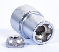 KMR RE-USABLE SECURITY NUT