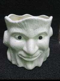 Ceramic Buddha Bonsai Flower Pot