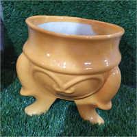 Plain Ceramic Gamla Pot