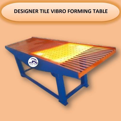 Designer Tile Vibro Forming Table