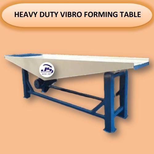 Heavy Duty Vibro Forming Table