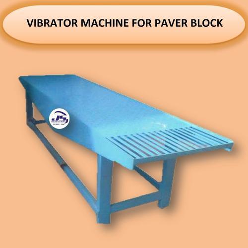 Vibrator Machine For Paver Block