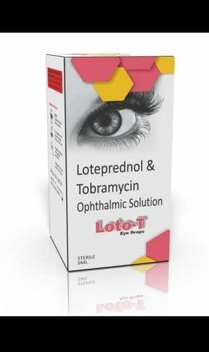 Loteprednol & Tobramycin Ophthalmic Solution