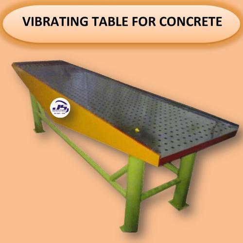 VIBRATING TABLE FOR CONCRETE