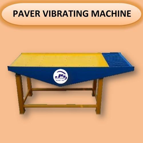 Paver Vibrating Machine