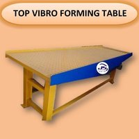 Top Vibro Forming Table