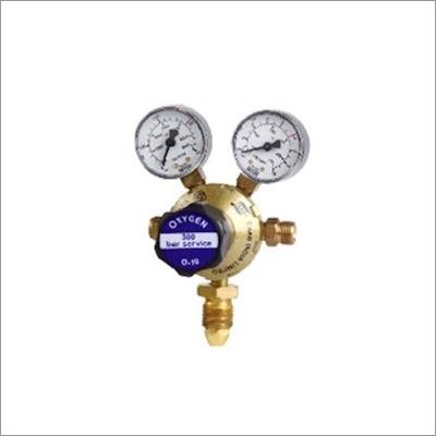 ESAB Single Stage Gas Regulator IOX 13B With 2 Gauge Oxygen