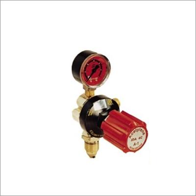 Esab Single Stage Gas Regulator Ida 4c 1 Gauge Acetylene