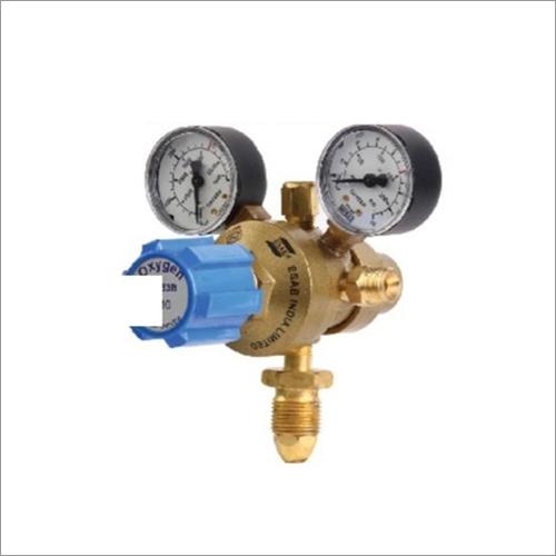 Esab Iox 60 B Oxygen Double Stage Gas Regulator