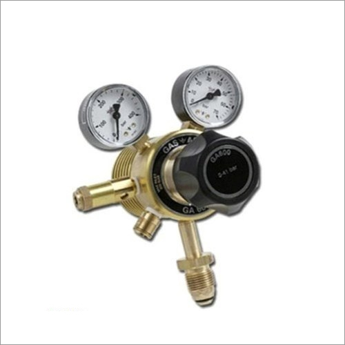 Esab Ga-600 High Pressure Oxygen Gas Regulator