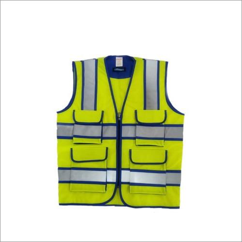 Green Mesh 160 - 180 2551 Safety Jacket