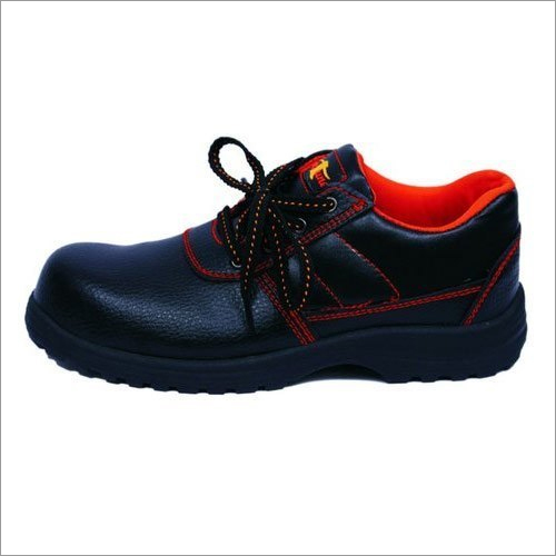 Four Seasons PVC Sole Safety Shoes