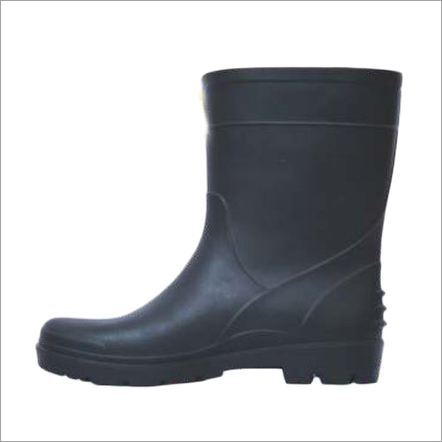 Black Gold PVC Gumboots