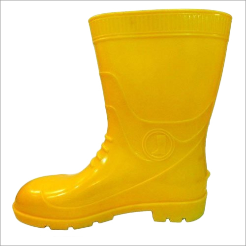 Fortune Thunder 11 PVC Gumboots With Steel Toe Cap