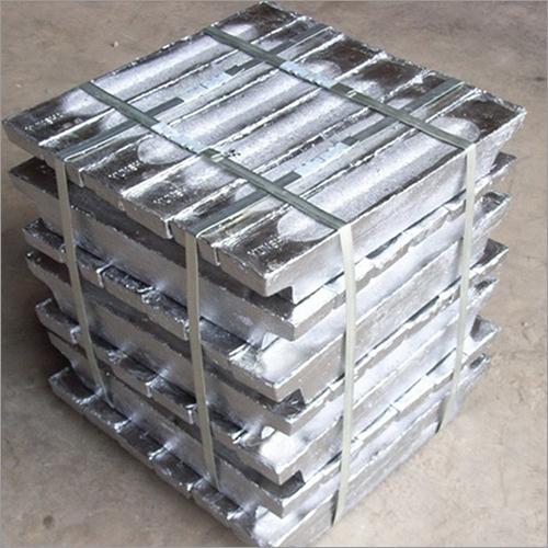 Industrial Zinc Ingot