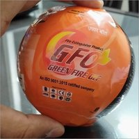 Fire Extinguisher- Baby Ball