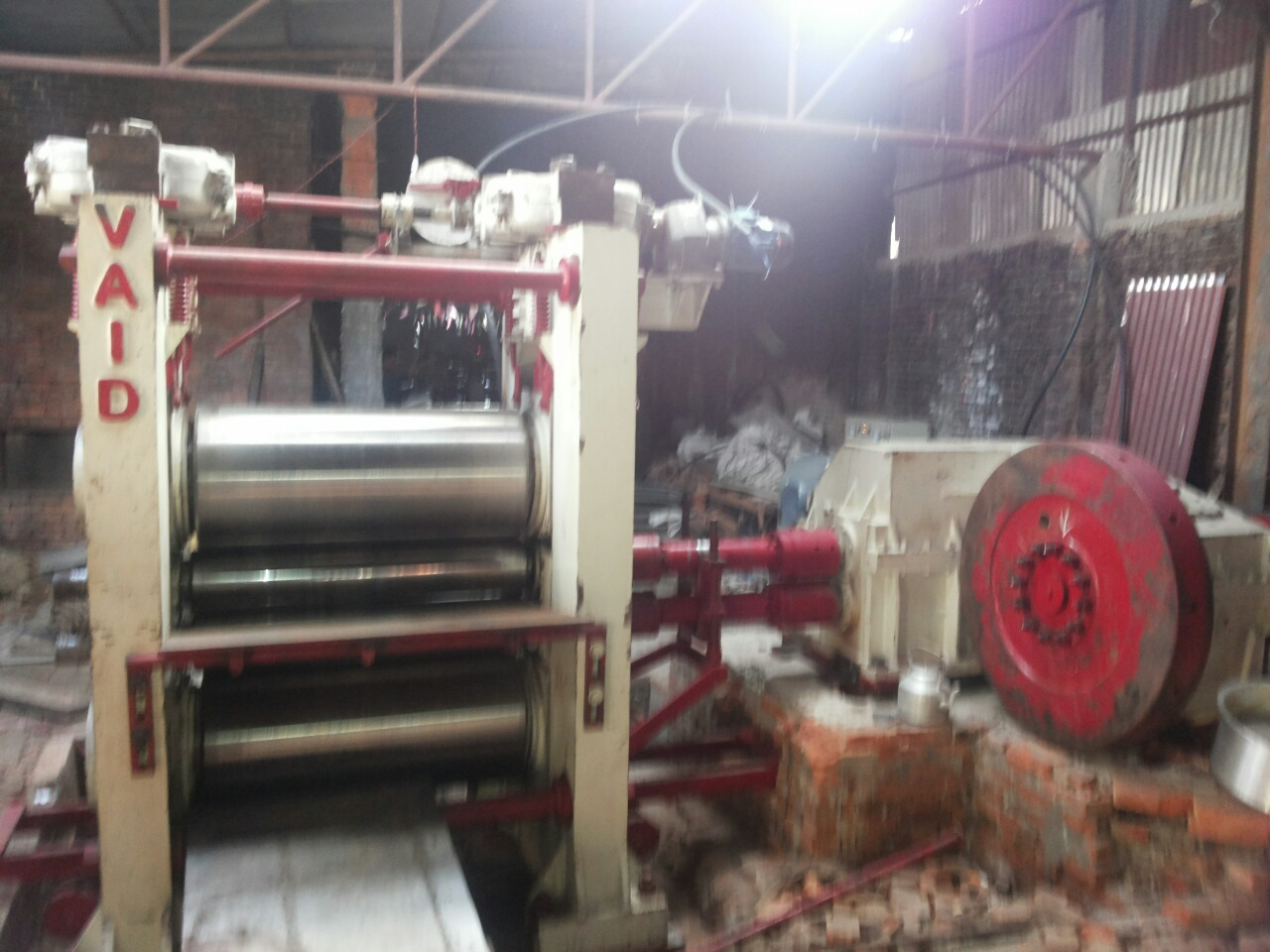4 Hi Cold Rolling Mill
