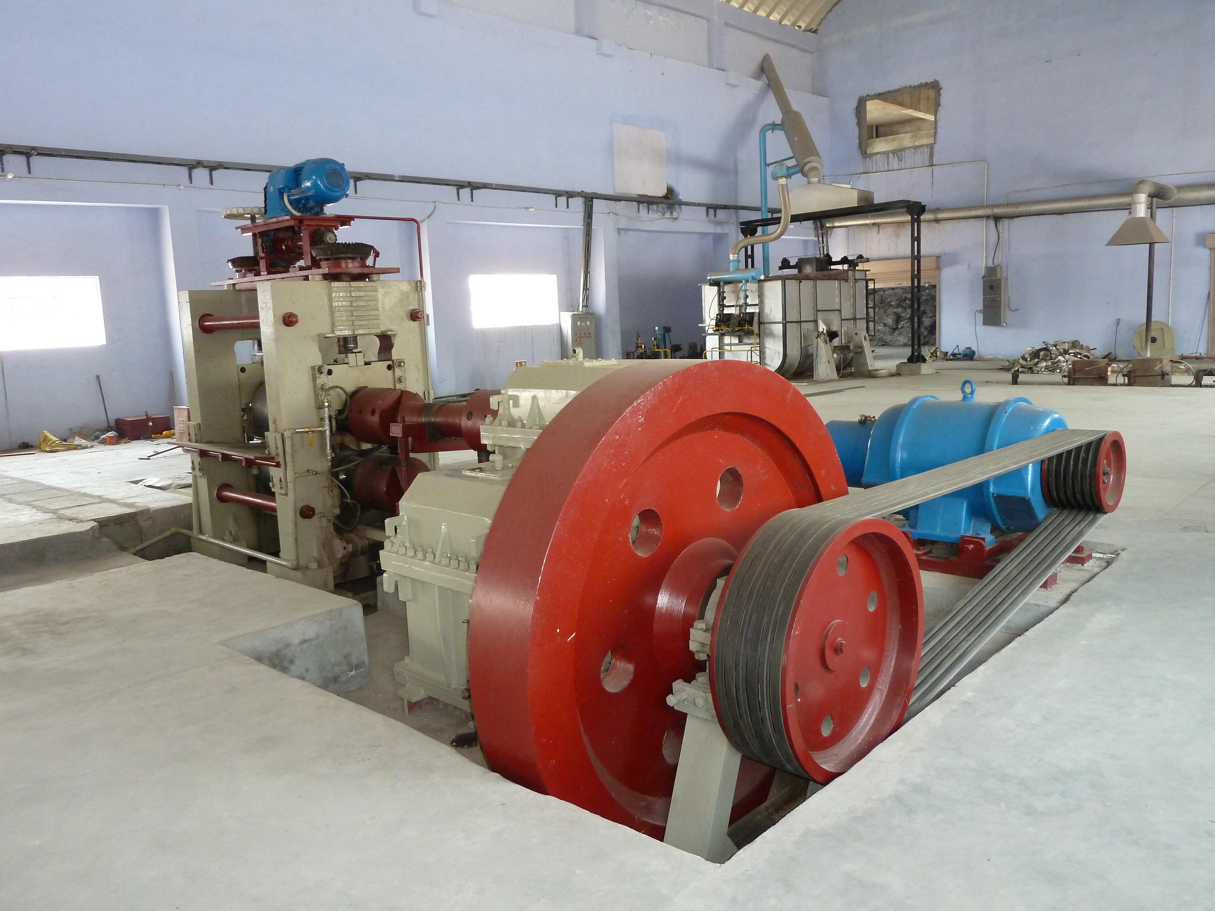 2Hi Hot Rolling Mill Machine