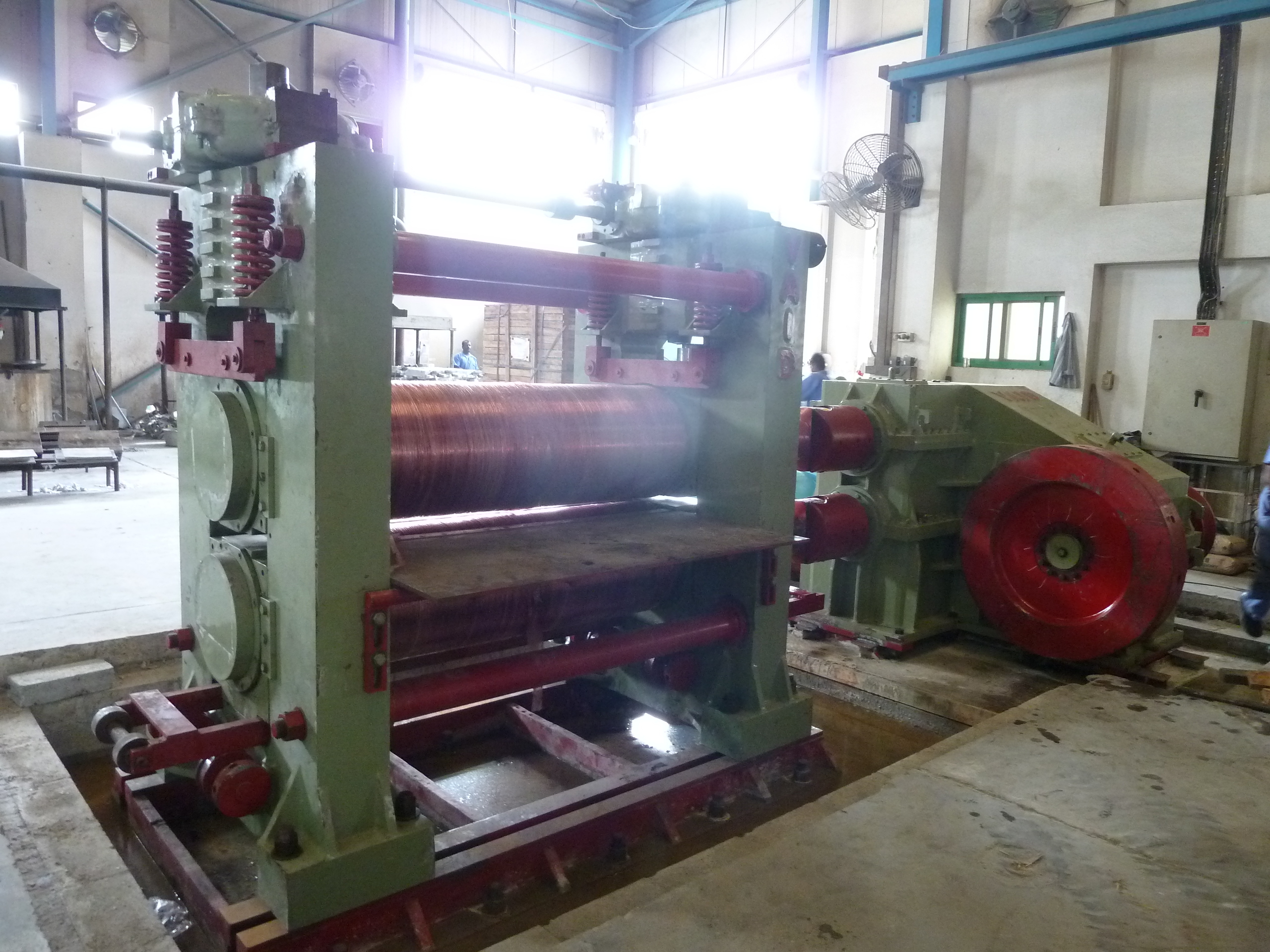2Hi Cold Rolling Mill