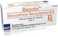 Benzathine Benzyl Penicillin Injection