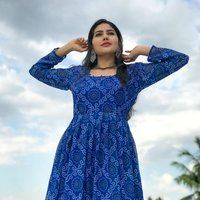 DESIGNER PRINTED GOWN COLLECTION