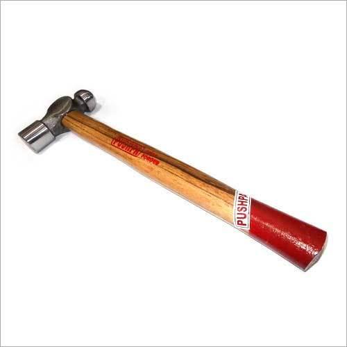 Wooden Handle Ball Peen Hammer