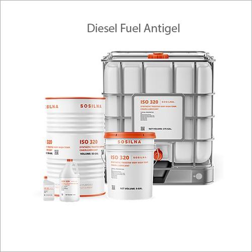 Diesel Fuel Anti Gel Fluids