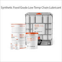 Synthetic Food Grade Low Temp Chain Lubricant
