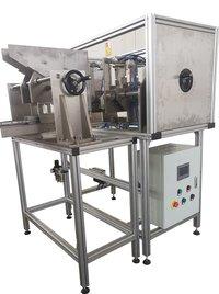 Fully Automatic Notch Cutter Machine