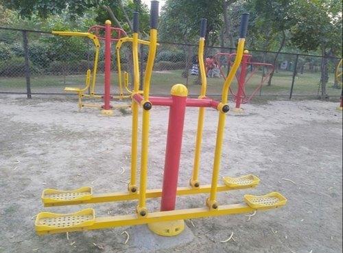 open gym setup