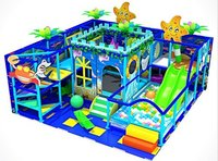 Toddler Soft Play Area Ocean