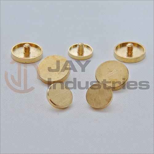 Brass Mirror Cap