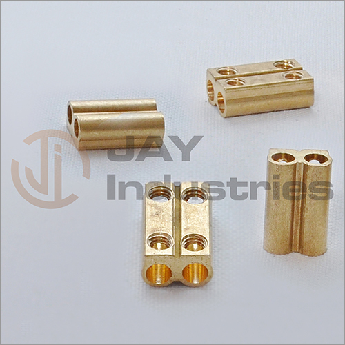 Brass Electric Connector