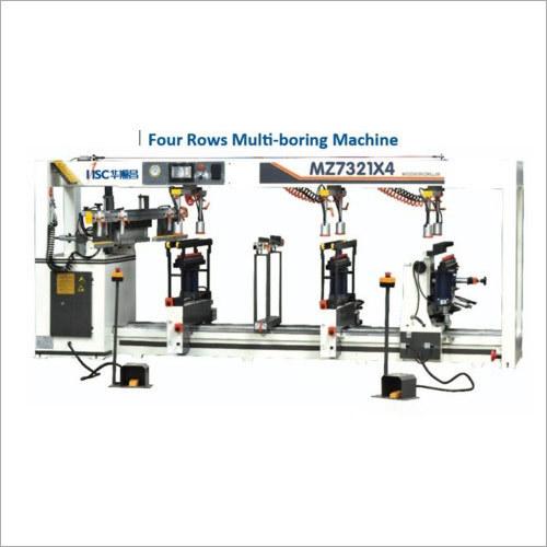 4 Head Multi Boring Machine
