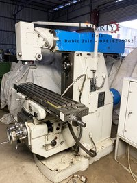 Jarocin Double Spindle Milling Machine