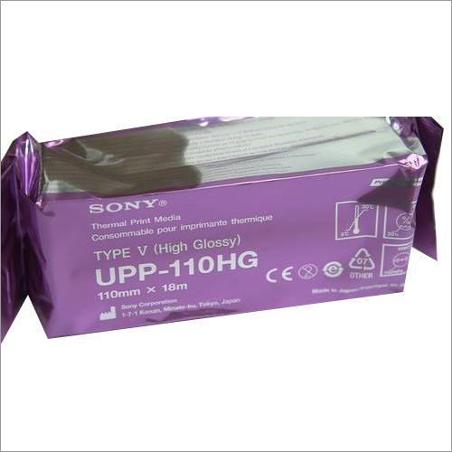 110HG 110mmx18m Sony UPP High Glossy Roll