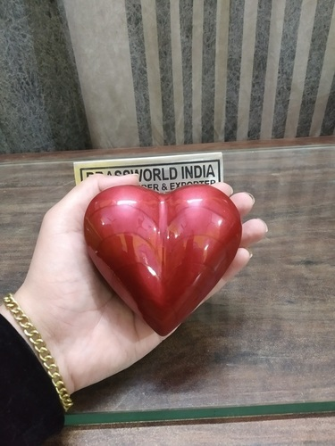 Red Heart Keepsake Urn Funeral Supplies