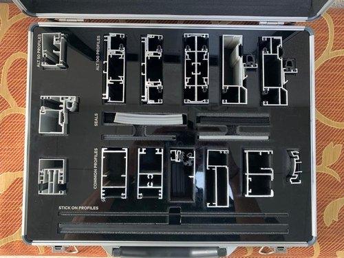 Aluminium Flight Case For Aluminium Extrusions