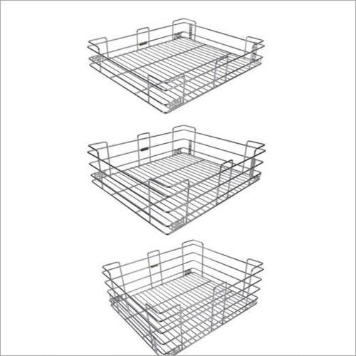 Plain Kitchen Basket