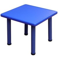 School And Home Square Table