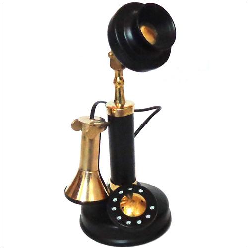 Antique Swan Telephone