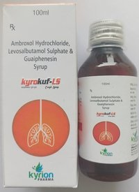 Ambroxol levosalbutamol Guaihenesin Syrup