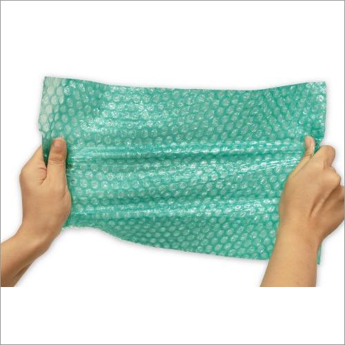 Green Air Bubble Sheet