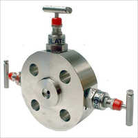 Stainless Steel UPTO 10000 PSI Monoflange Valve, For Water